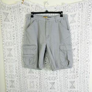 ✨LEVIS Silvertab Grey Cargo Shorts